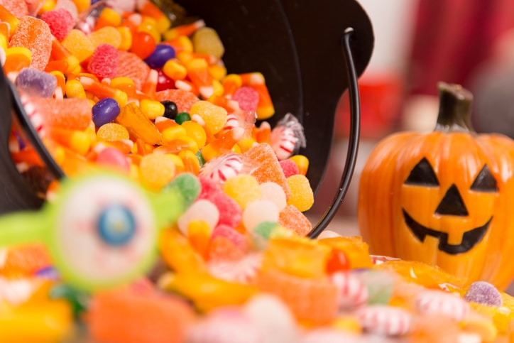 Buy Halloween Candy for Less